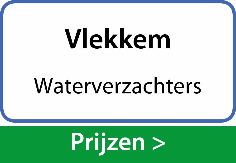 waterverzachters Vlekkem