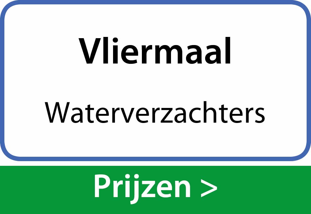 waterverzachters Vliermaal