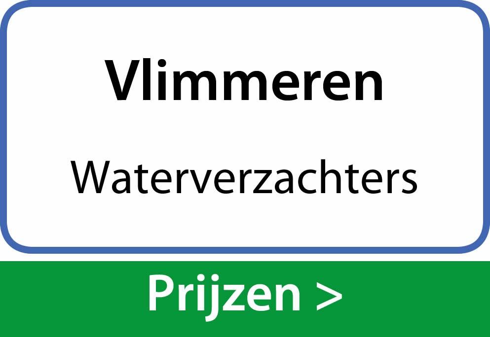 waterverzachters Vlimmeren