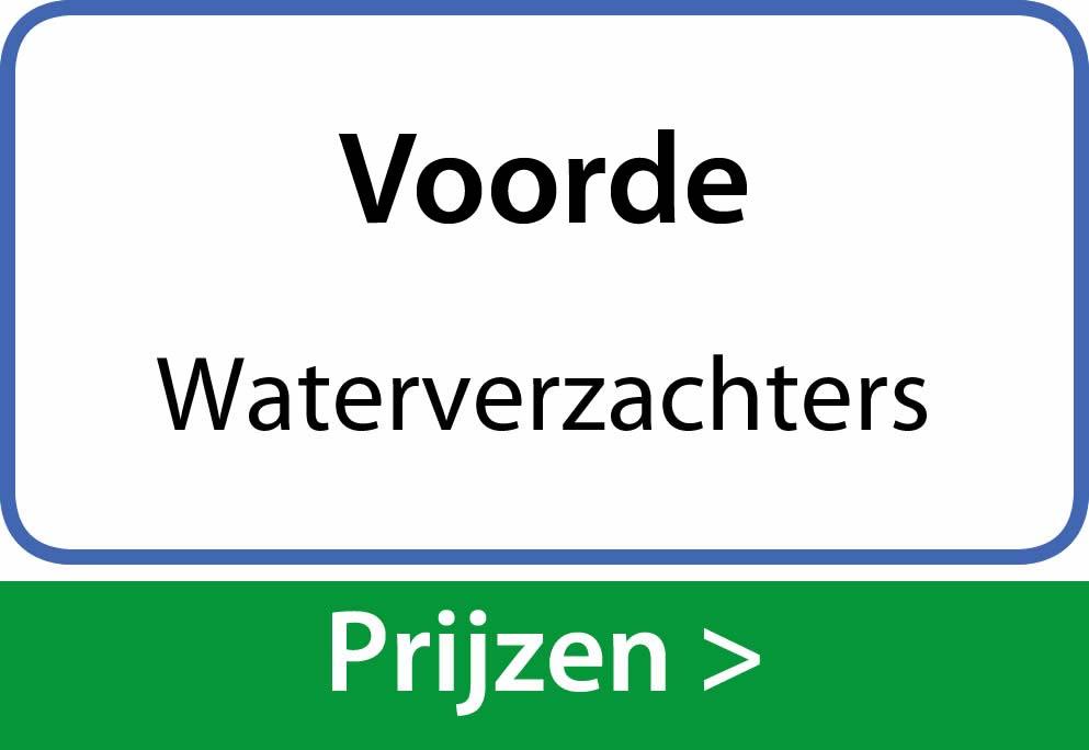 waterverzachters Voorde