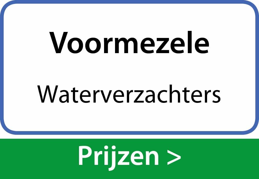 waterverzachters Voormezele