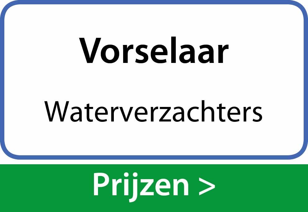 waterverzachters Vorselaar