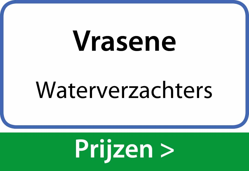 waterverzachters Vrasene