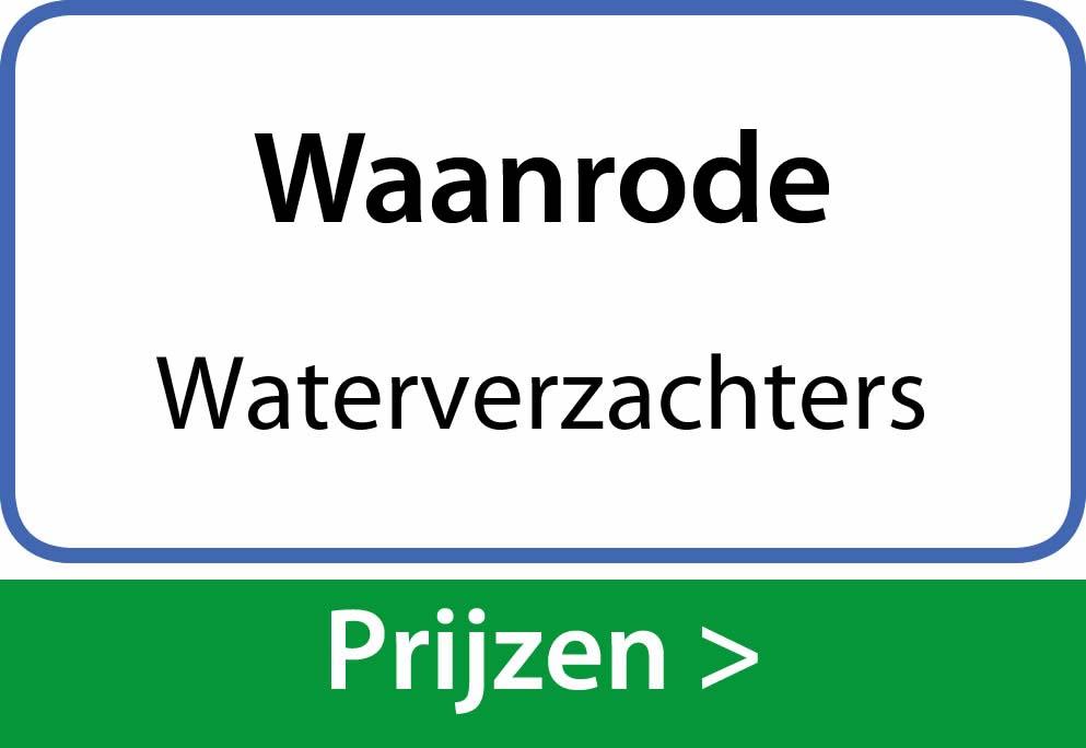 waterverzachters Waanrode