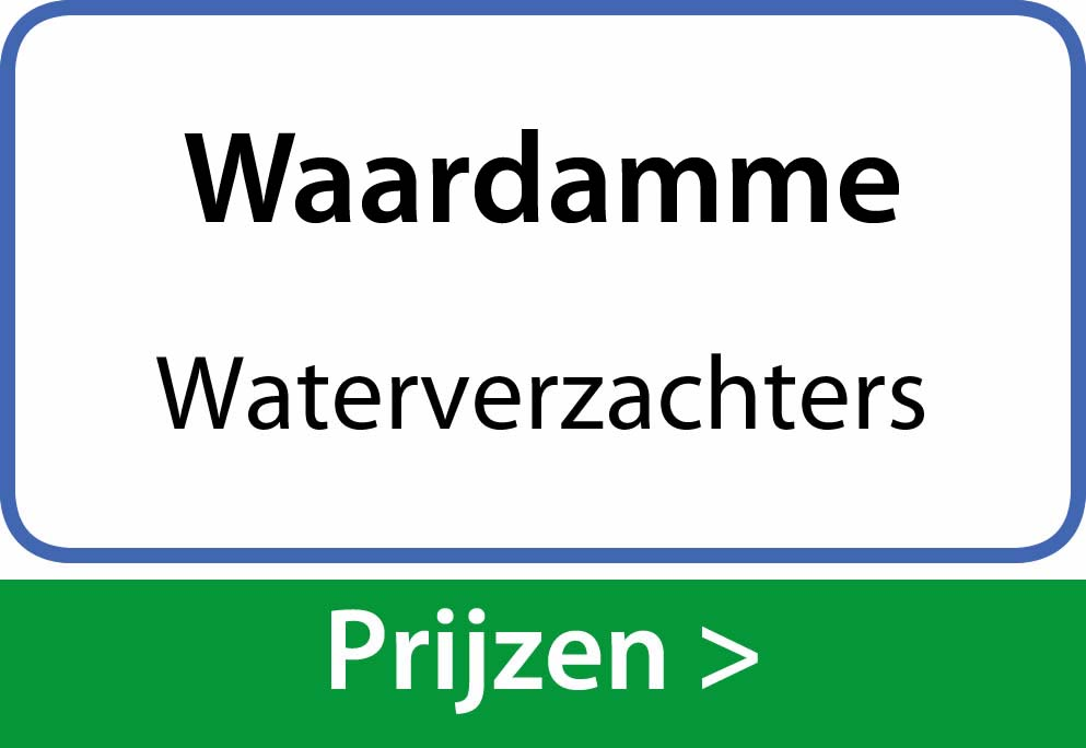 waterverzachters Waardamme