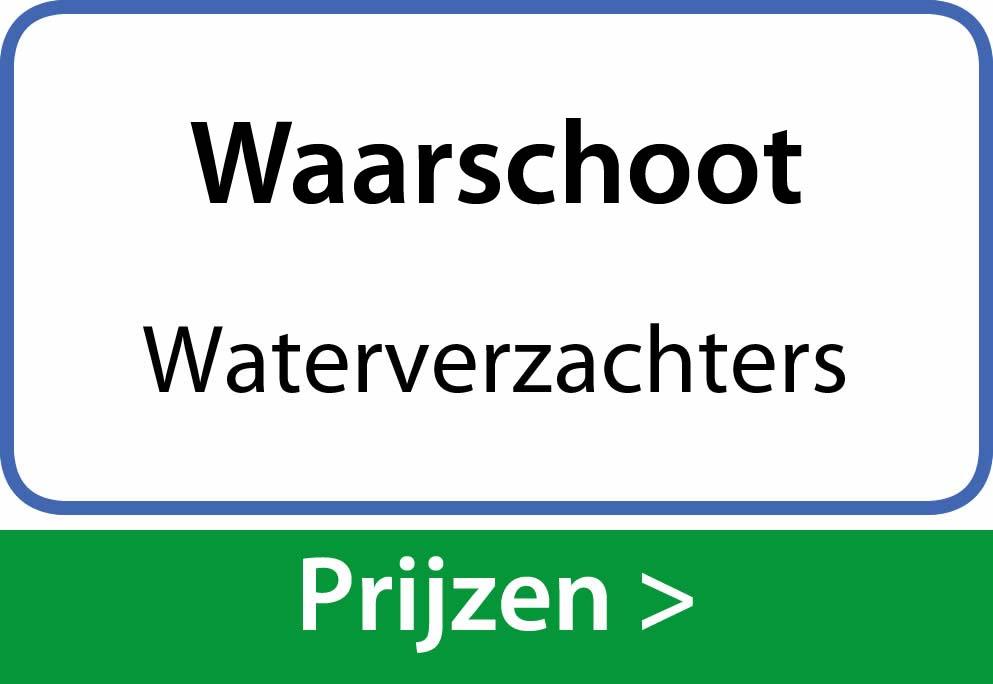 waterverzachters Waarschoot