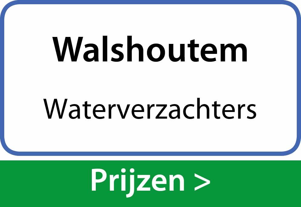 waterverzachters Walshoutem