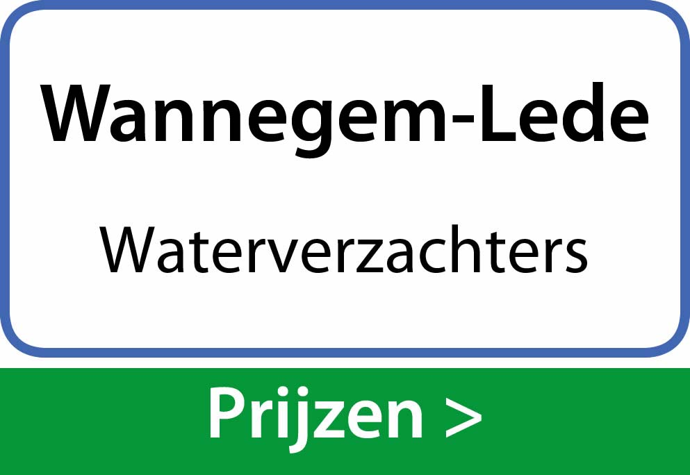 waterverzachters Wannegem-Lede
