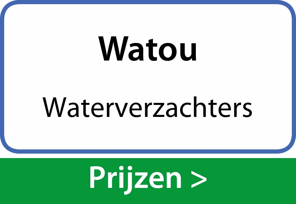 waterverzachters Watou