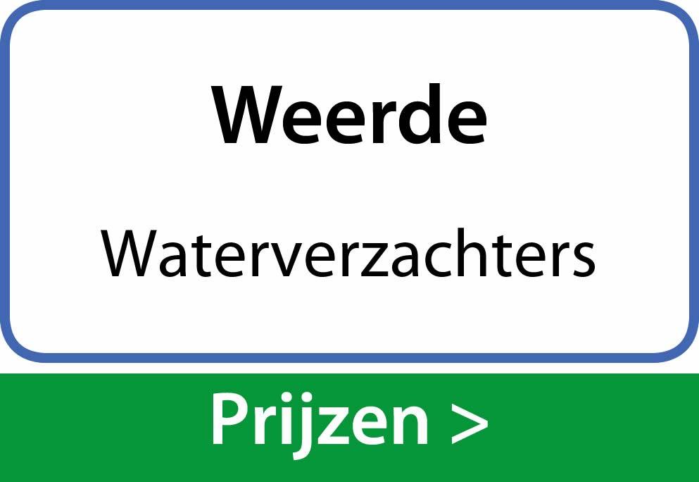 waterverzachters Weerde
