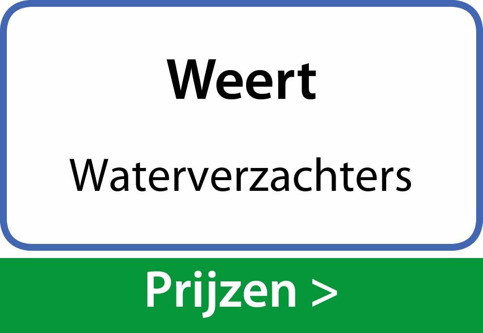 waterverzachters Weert