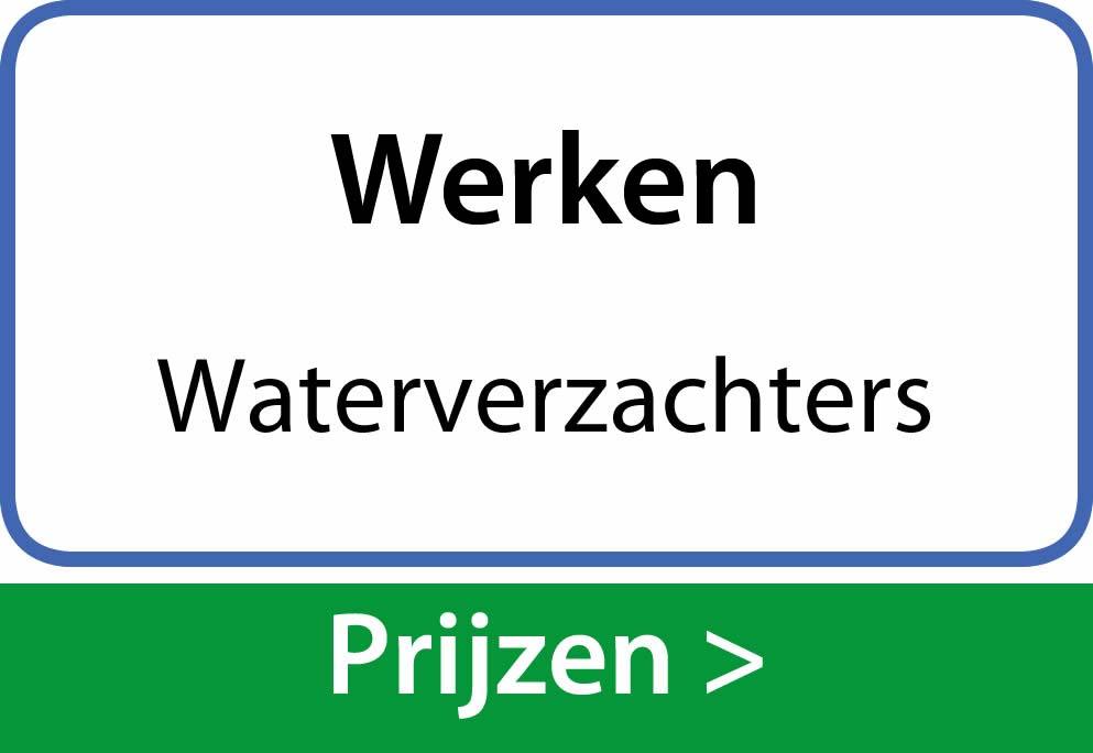 waterverzachters Werken