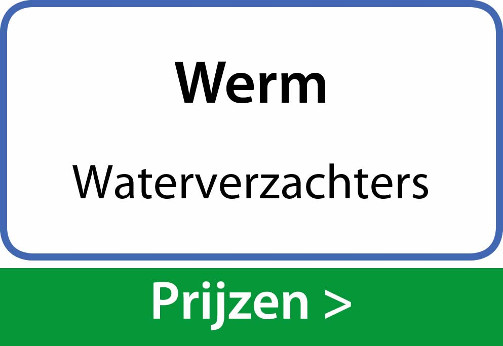 waterverzachters Werm