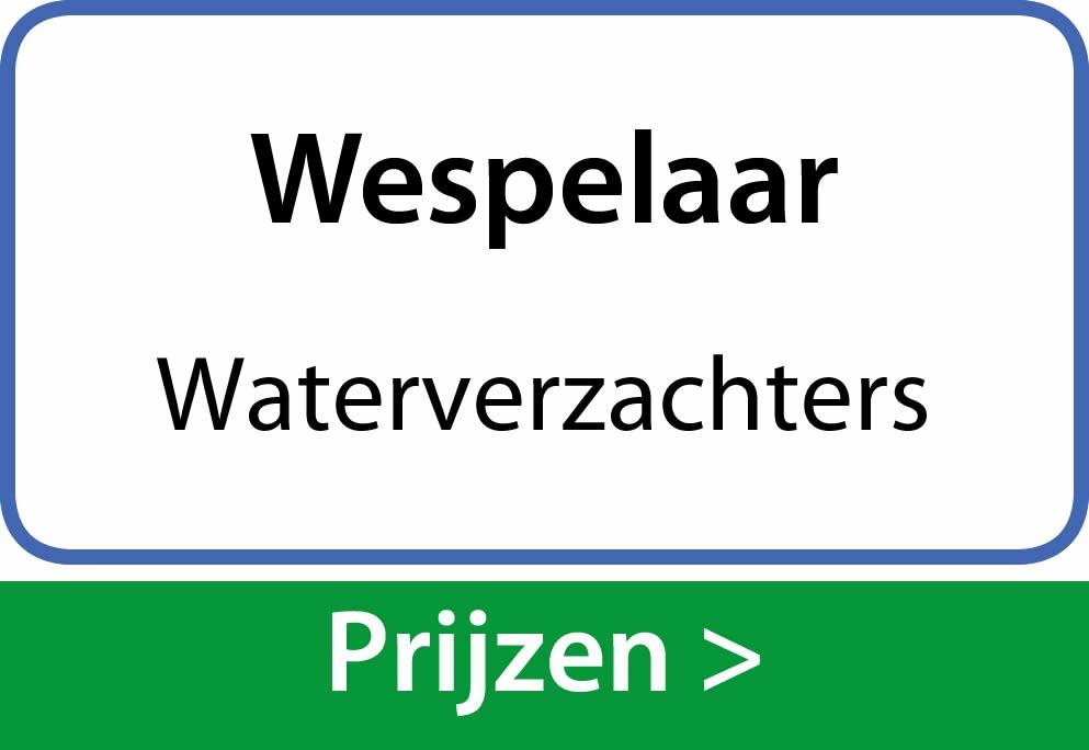 waterverzachters Wespelaar