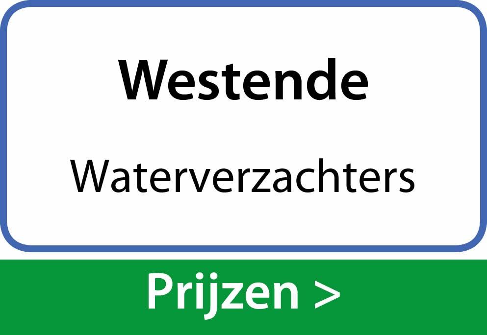 waterverzachters Westende