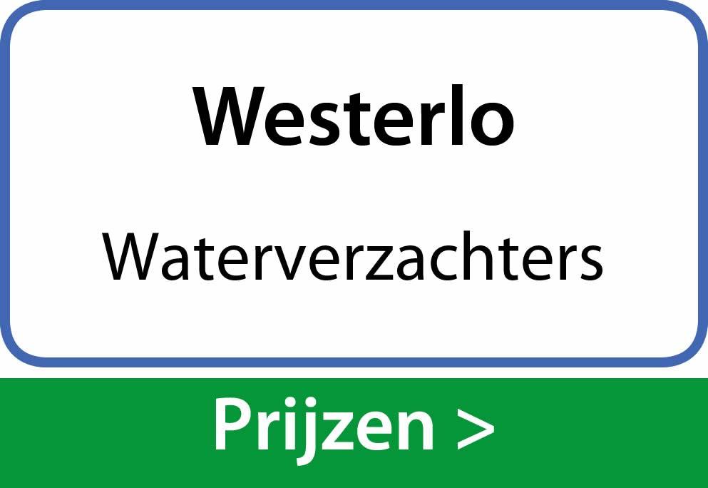 waterverzachters Westerlo