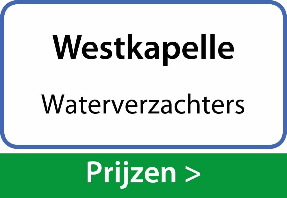 waterverzachters Westkapelle