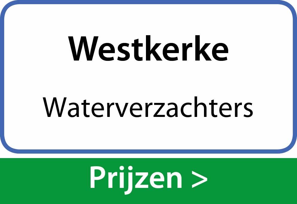waterverzachters Westkerke