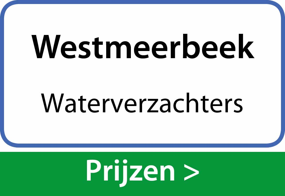 waterverzachters Westmeerbeek