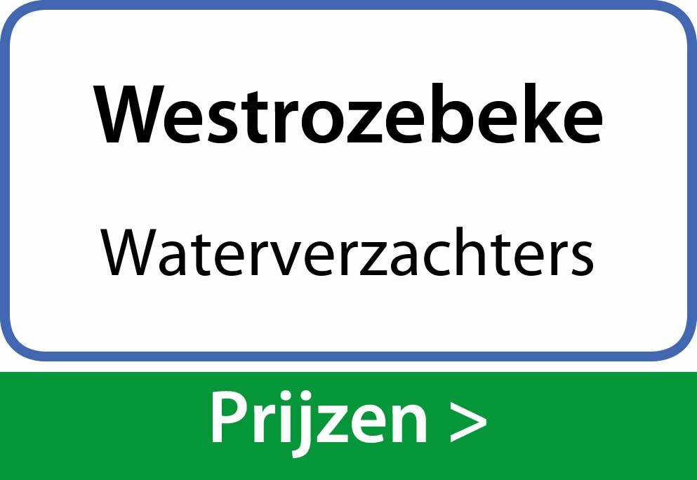 waterverzachters Westrozebeke