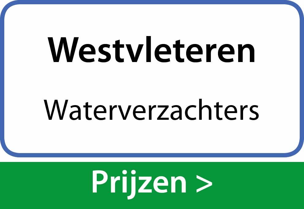 waterverzachters Westvleteren