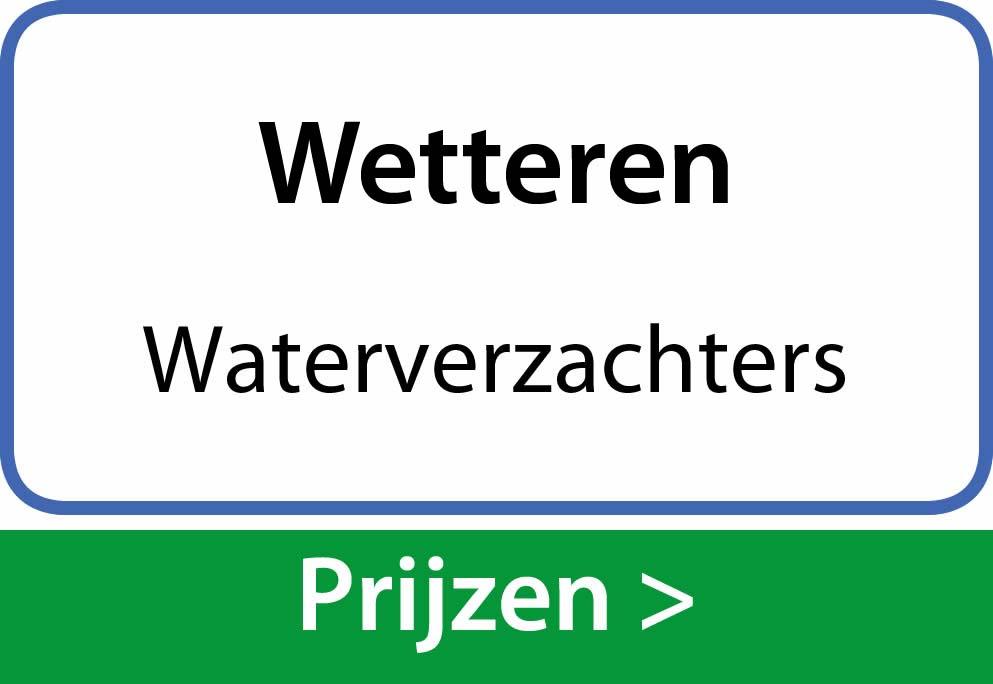 waterverzachters Wetteren