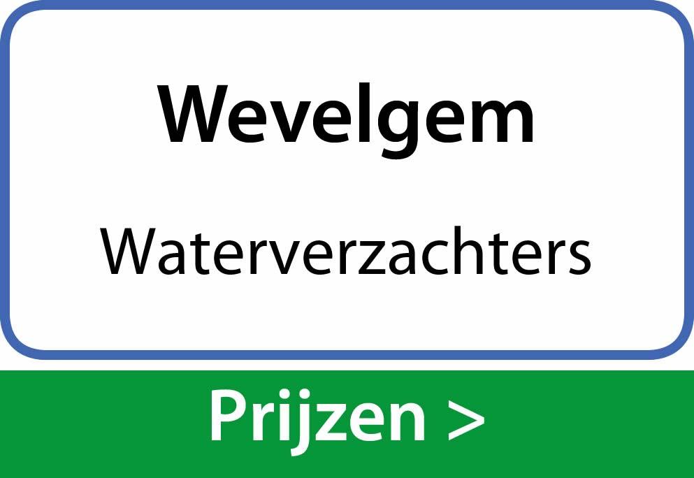waterverzachters Wevelgem