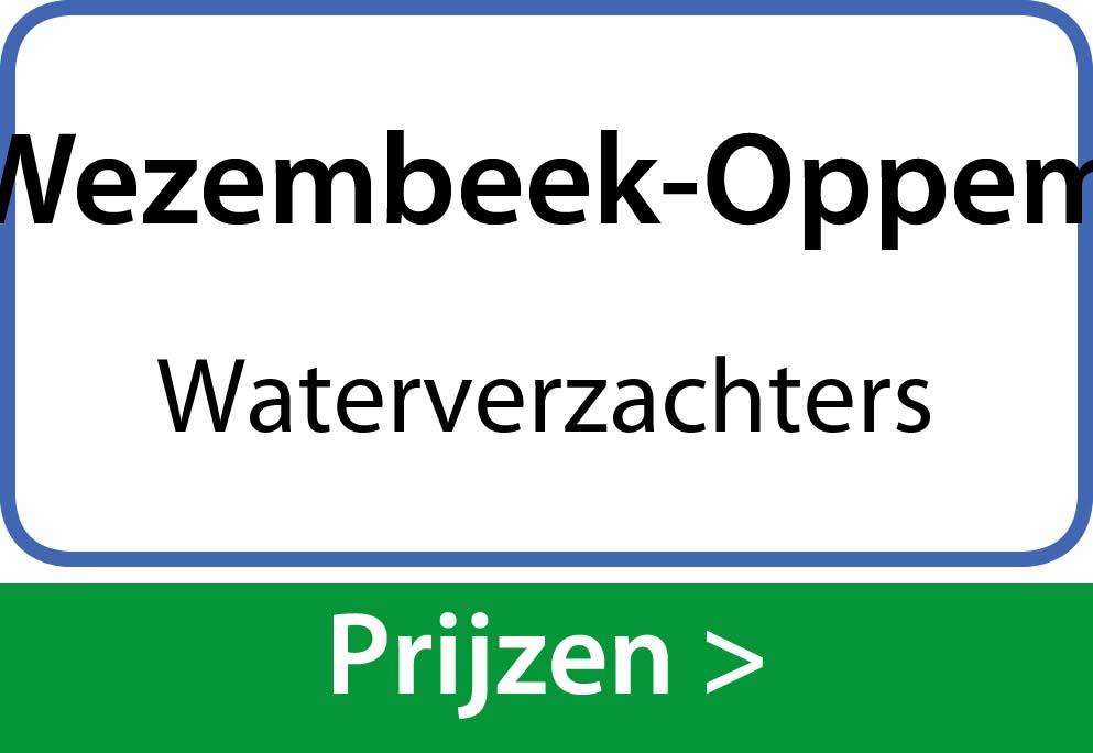 waterverzachters Wezembeek-Oppem