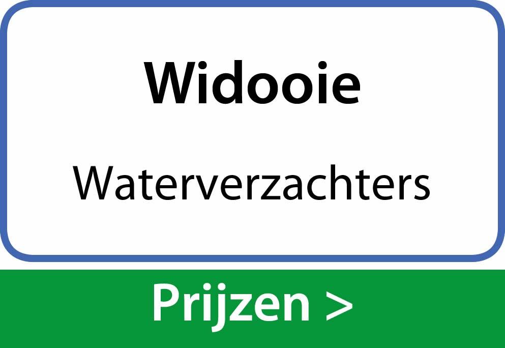 waterverzachters Widooie