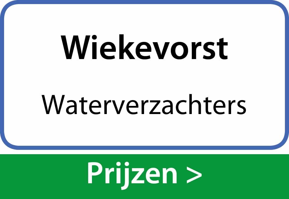 waterverzachters Wiekevorst