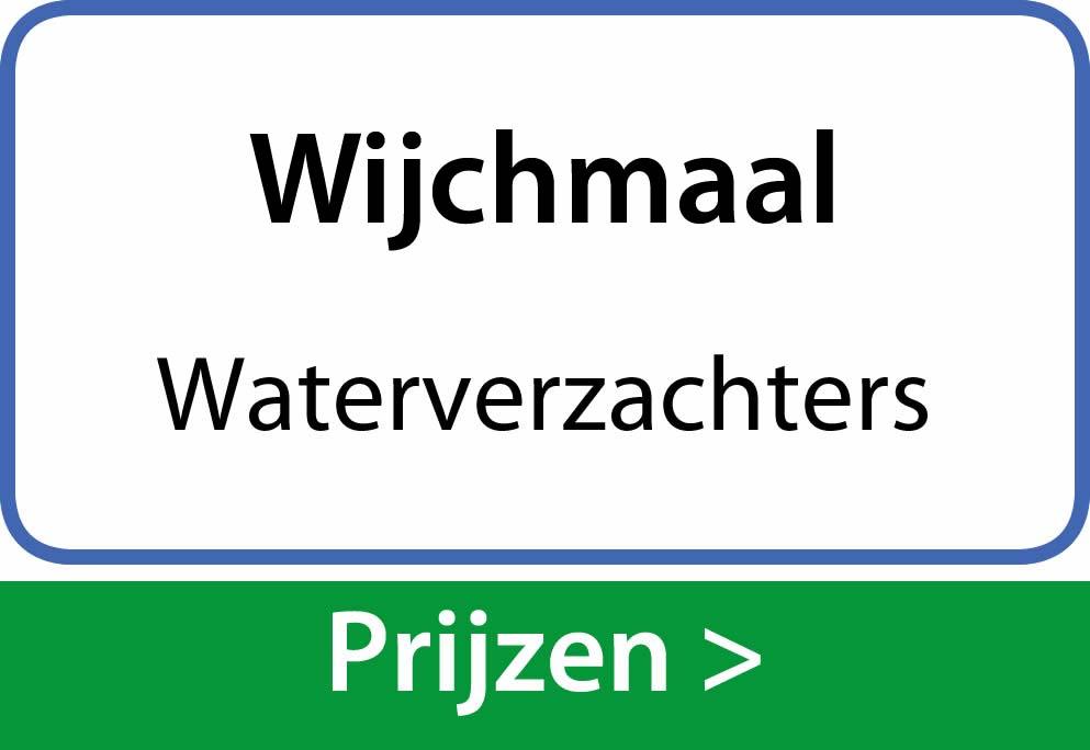 waterverzachters Wijchmaal
