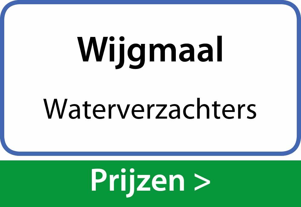 waterverzachters Wijgmaal