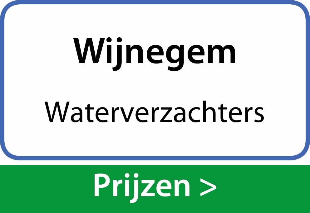 waterverzachters Wijnegem