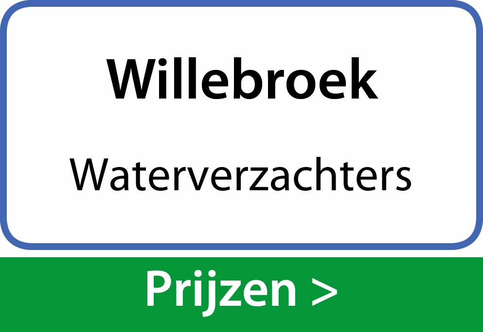 waterverzachters Willebroek