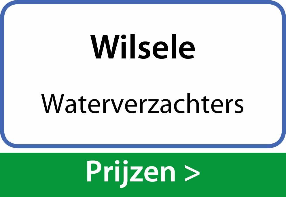 waterverzachters Wilsele
