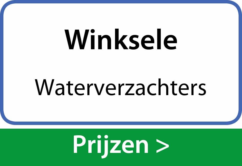 waterverzachters Winksele
