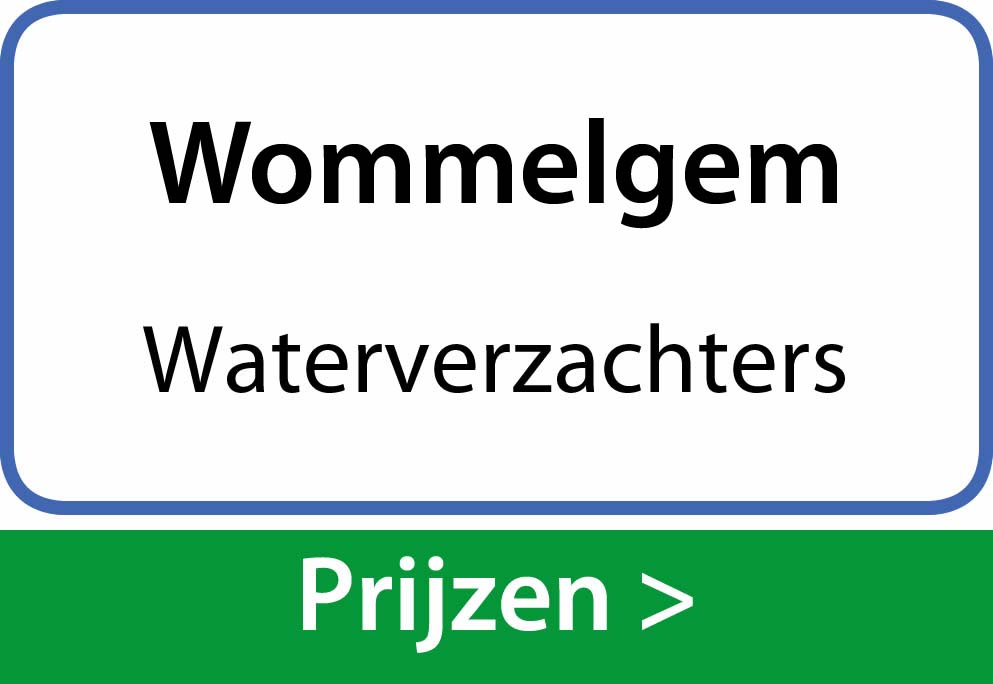 waterverzachters Wommelgem