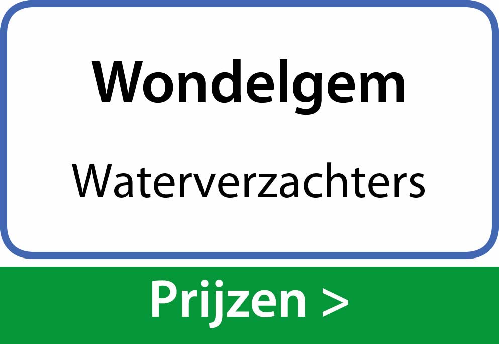 waterverzachters Wondelgem