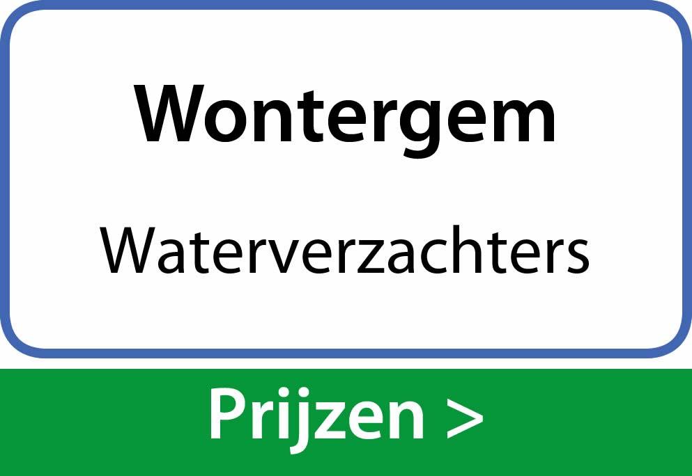 waterverzachters Wontergem
