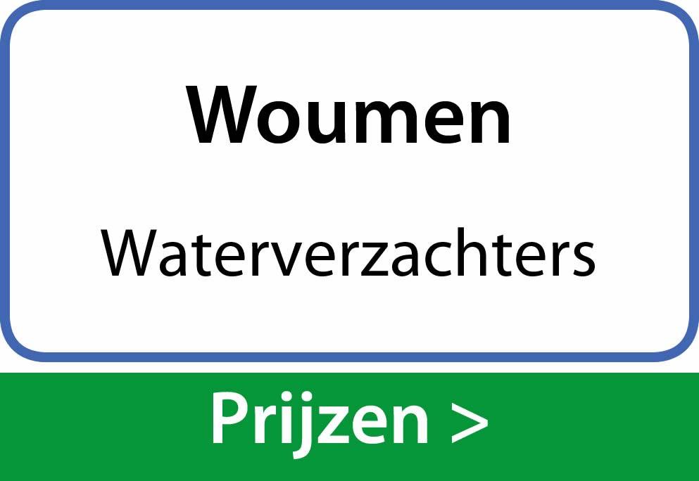 waterverzachters Woumen
