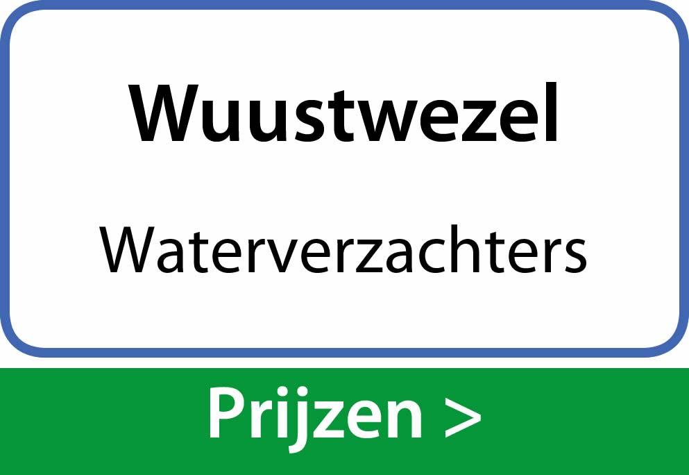 waterverzachters Wuustwezel