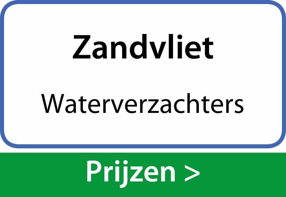 waterverzachters Zandvliet