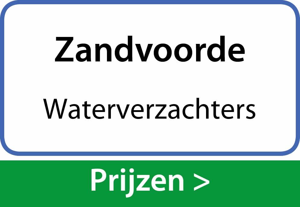 waterverzachters Zandvoorde