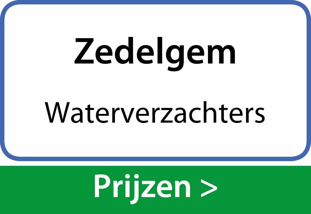 waterverzachters Zedelgem