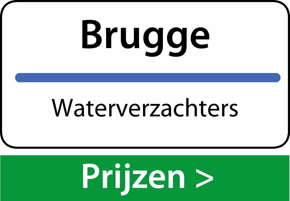 Waterverzachters in Brugge